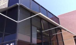 drop arm retractable awning melbourne