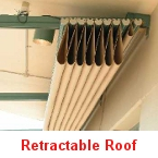 retractable awning roof melbourne