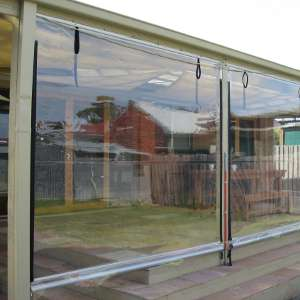 roll up patio bistro blinds melbourne